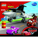 LEGO Siddeley Saves The Day Set 6134 Instructions