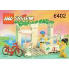 LEGO Sidewalk Café Set 6402