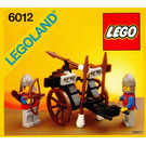 LEGO Siege Cart Set 6012