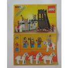 LEGO Siege Tower Set 6061 Instructions