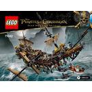 LEGO Silent Mary Set 71042 Instructions