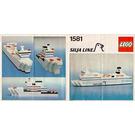 LEGO Silja Line Ferry Set 1581-1