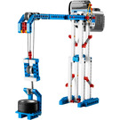 LEGO Simple & Powered Machines Set 9686-1 Packaging
