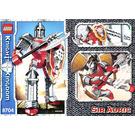 LEGO Sir Adric Set 8704