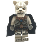 LEGO Sir Fangar - Dark Blue Cape Minifigure