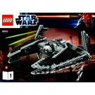 LEGO Sith Fury-class Interceptor Set 9500 Instructions