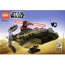 LEGO Sith Infiltrator (SDCC 2012 exclusive) Set COMCON019