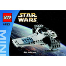 LEGO Sith Infiltrator Set 4493 Instructions