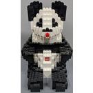 LEGO Sitting Panda Model (Glued) (4260550)