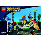 LEGO Skateboard Challenge Set 6738 Instructions