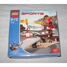 LEGO Skateboard Street Park Set 3535