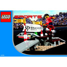 LEGO Skateboard Street Park Set 3535 Instructions