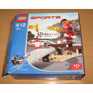 LEGO Skateboard Street Park Set 3535 Packaging