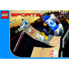 LEGO Skateboard Vert Park Challenge Set 3537 Instructions