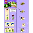 LEGO Skateboarder Set 30101 Instructions