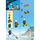 LEGO Skateboarding Pepper Set 6731 Instructions