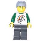 LEGO Skater Minifigure