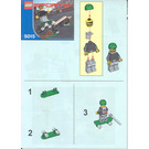 LEGO Skater Set 5015 Instructions