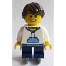 LEGO Skating Girl Minifigure