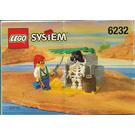 LEGO Skeleton Crew Set 6232 Instructions