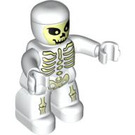 LEGO Skeleton Duplo Figure