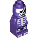 LEGO Skeleton Microfigure