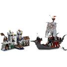 LEGO Skeleton Ship Attack Set 7029