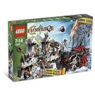 LEGO Skeleton Ship Attack Set 7029 Packaging