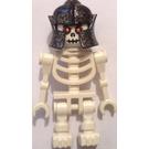 LEGO Skeleton Warrior with Speckled Helmet Minifigure