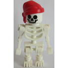 LEGO Skeleton with Bandana Minifigure
