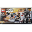 LEGO Ski Speeder vs. First Order Walker Microfighters Set 75195 Packaging