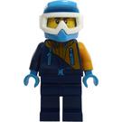 LEGO Skidoo Driver Minifigure