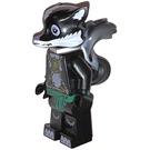 LEGO Skinnet (Skunk) Minifigure