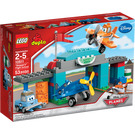"LEGO ""Skipper's"" Flight School Set 10511 Packaging"