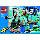 LEGO Skull Island Set 7074 Instructions