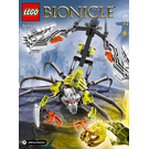 LEGO Skull Scorpio Set 70794 Instructions