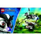 LEGO Skunk Attack Set 70107 Instructions