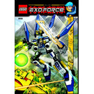 LEGO Sky Guardian Set 8103 Instructions