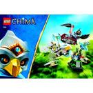 LEGO Sky Joust Set 70114 Instructions
