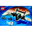 LEGO Sky Pirates Set 1100 Instructions