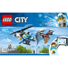 LEGO Sky Police Drone Chase Set 60207 Instructions