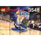 LEGO Slam Dunk Trainer Set 3548-1