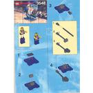 LEGO Slam Dunk Trainer Set 3548-1 Instructions