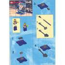 LEGO Slam Dunk Trainer Set 3548 Instructions
