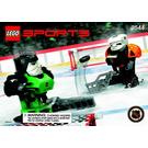 LEGO Slammer Stadium Set 65182 Instructions