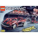 LEGO Slammer Turbo Set 8242