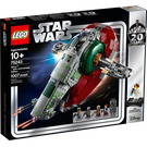 LEGO Slave I - 20th Anniversary Edition Set 75243 Packaging