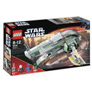 LEGO Slave I Set 6209 Packaging