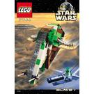 LEGO Slave I Set 7144 Instructions