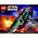 LEGO Slave I Set 75060 Instructions